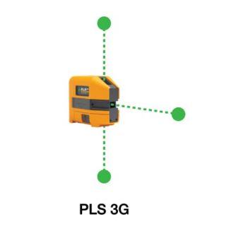 新世代 PLS3G 綠光 三點雷射儀